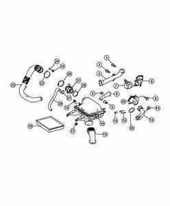 Dodge Sprinter Sensor  Mass Airflow