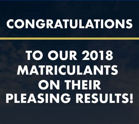 matricresults marist brothers linmeyer