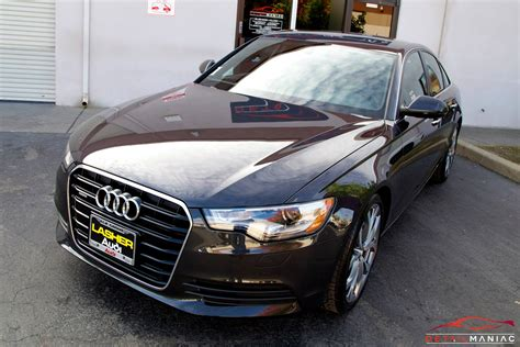 audi a6 sacramento detailing clear ppf coating specialist