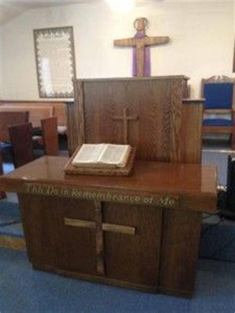 church pulpit furniture  acrylic church