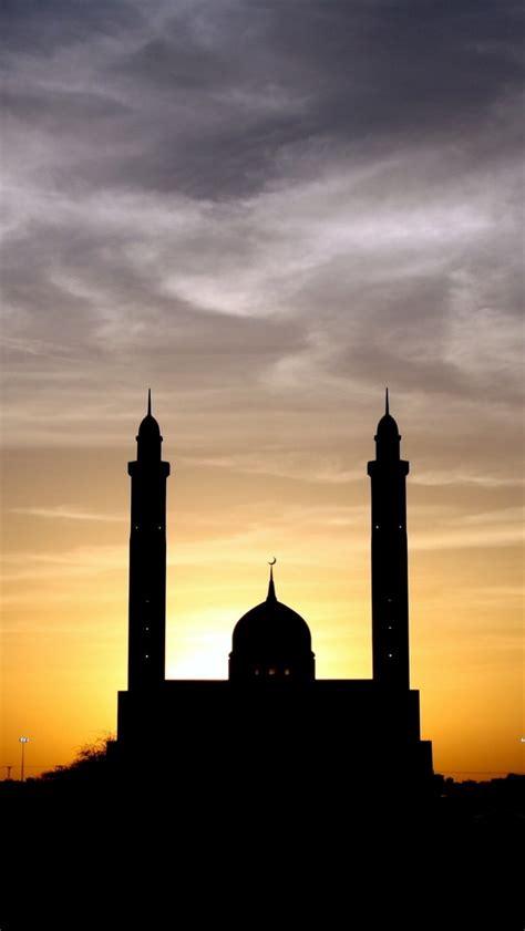 wallpaper hd  smartphone tema islamic menjelang ramadhan