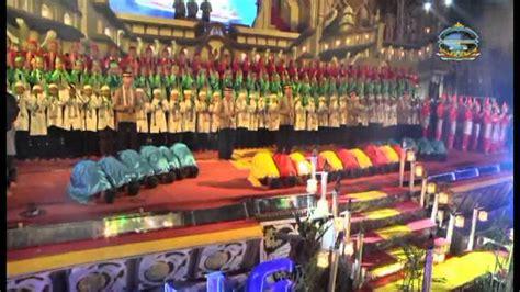 Hadrah Panggung Gembira Pondok Modern Darussalam