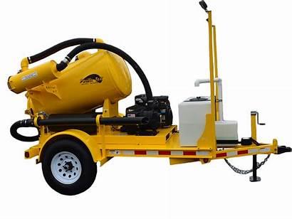 Boom Vacuum Excavator Clipart Side Excavating Hydro