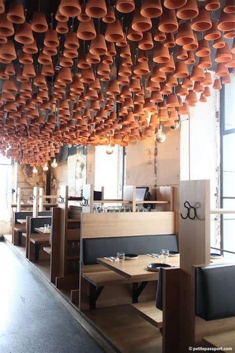 Innovative Bar Design by 18 Interestingly Stylish Restaurant Ideas You Can To