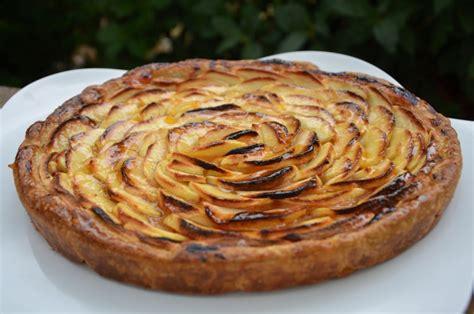 recette tarte aux pommes et coings