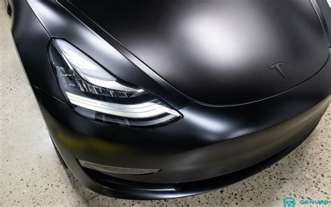 Tesla Model 3 Performance In For Xpel Stealth Paint