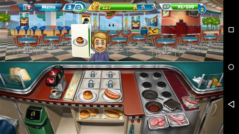 jeu de cuisine android cooking fever jeux pour android 2018 téléchargement