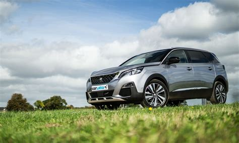 New Peugeot 5008 Suv Review Carwitter
