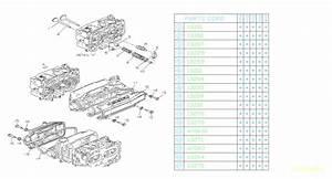 Subaru Loyale Retainer-valve Spring  Mechanism  Engine  Cooling