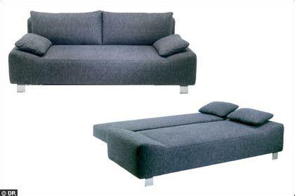 canapé lit prix lit canape