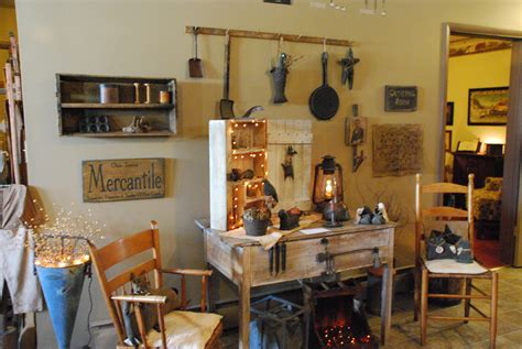 country home interior ideas primitive decorating ideas