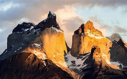 Torres Paine Del Chile National Park Background