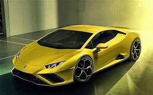 Lamborghini Updates 2020 Huracan Evo With New Drive Option