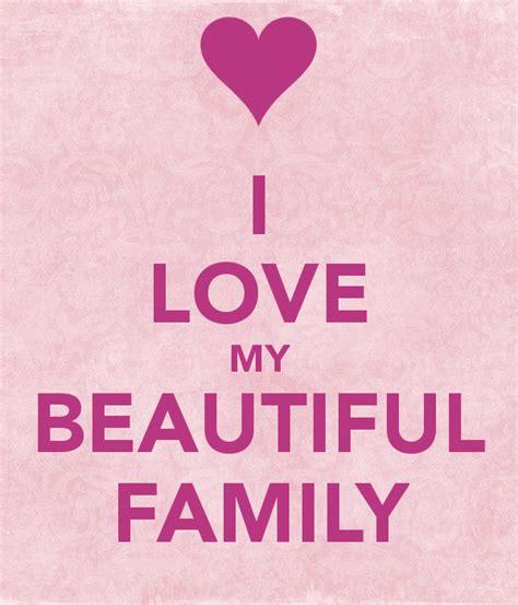 I My Pics by I My Beautiful Family Poster Danielle Kolick Keep