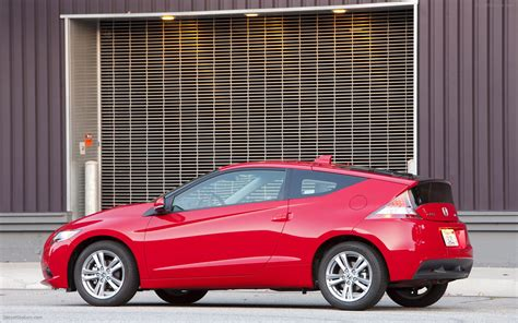 Honda Cr-z Ex 2012 Widescreen Exotic Car Pictures #18 Of