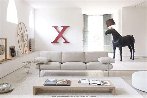 r nover canap cuir craquel canap cuir blanc canape design relax cuir blanc canapa