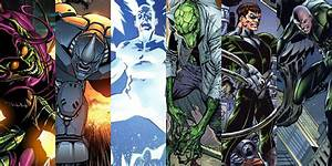 Taking On the Sinister Six - The GCE