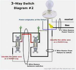 Cooper 3 Way Switch Wiring Diagram  U2013 Vivresaville Com