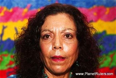 lady  nicaragua current leader
