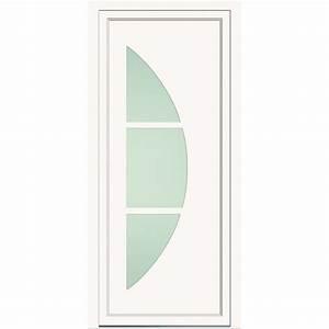 Porte d39entree pvc pas cher direct usine 540 vitree 215 x for Porte d entrée pvc en utilisant pvc double vitrage