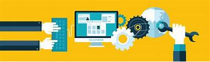 Company Web Maintenance Website Animated Development India