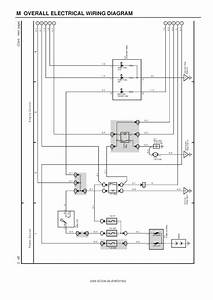 Scion Xb Overall Electrical Wiring Diagram
