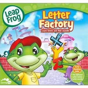 Leapfrogletter factory dvd target for Letter factory dvd target