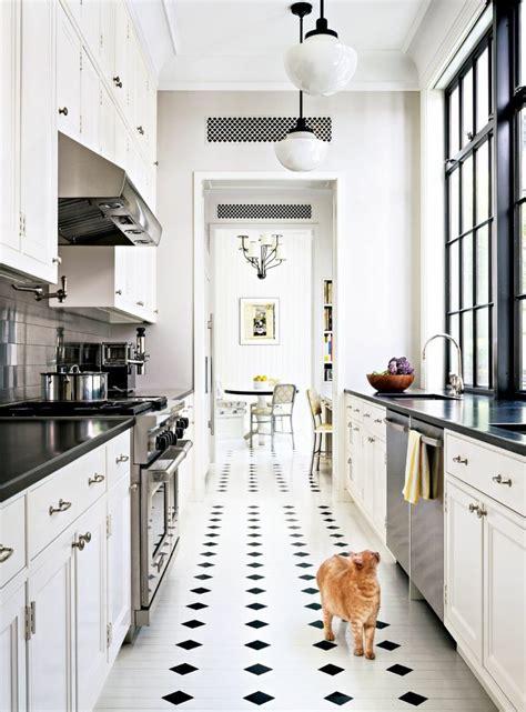 carrelage noir et blanc cuisine vous cherchez des idées pour un carrelage noir et blanc