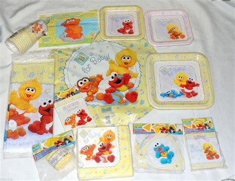 Sesame Street Baby Shower Ideas  New Sesame Street