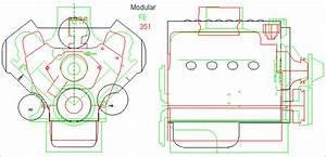 Ford V8 Engine Dimensions