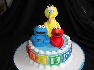 Sesame Street, Big Bird, Cookie Monster, Elmo
