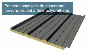 Bac Acier Isolé Prix : couverture acier j cherence ~ Dailycaller-alerts.com Idées de Décoration