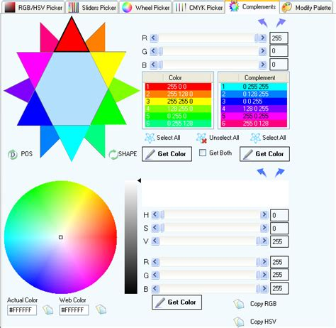 colorpro get started using the ultimate html color picker for professionals