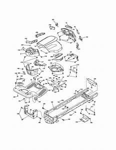 Craftsman Model 917288526 Lawn  Tractor Genuine Parts