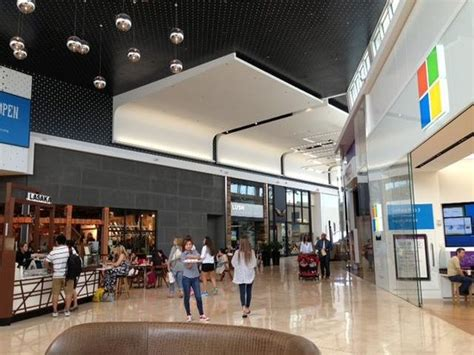 State Plaza Paramus Mall by Fashion District Wing Picture Of Westfield Garden State