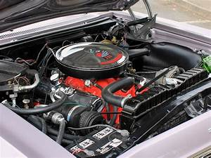 1965 Chevrolet Impala Ss Engine