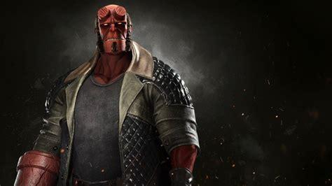 the bureau gameplay hellboy gameplay trailer for injustice 2 revealed