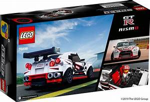 Lego, Speed, Champions, Series, Adds, 2020, Nissan, Gt