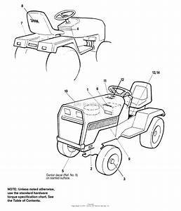 Simplicity 1692522 - 1918h  18hp Hydro And 48 U0026quot  Mower Deck Parts Diagram For Decals