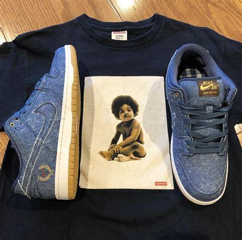 Nike SB Biggie Tupac East West Pack Release Date - Sneaker ...