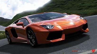 Forza Motorsport 360 Xbox Lamborghini Aventador Cars