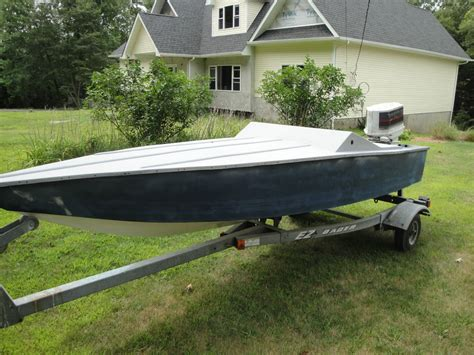Mini Hawk Boat by Mini Hawk 1985 For Sale For 300 Boats From Usa