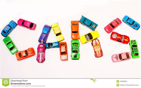 Toy Cars Stock Image. Image Of Models, Retro, Playtime