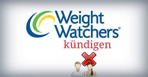 musterbrief tipps zum weight watchers kuendigen freewarede
