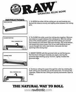 Rawling  U2022 Rawthentic Rolling Accessories From Raw Rolling