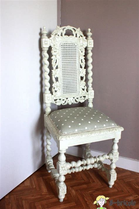 chaise henri 2 chaise henri ii blanche relooking sièges