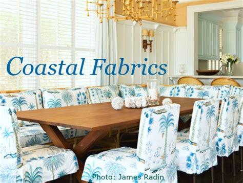 fabrics  seashell  beach  nautical coastal