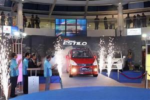 Launching Of New Suzuki Karimun Estilo Editorial Stock