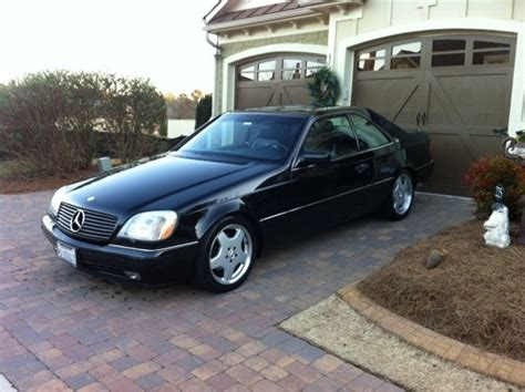 They also come in coupe and convertible form, outfitted with. 1997 Mercedes-Benz S600 V12 Coupe 2-Door 6.0L