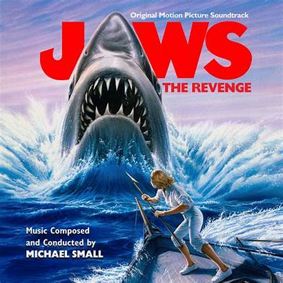 Jaws Revenge Soundtrack Intrada Michael Motion Film